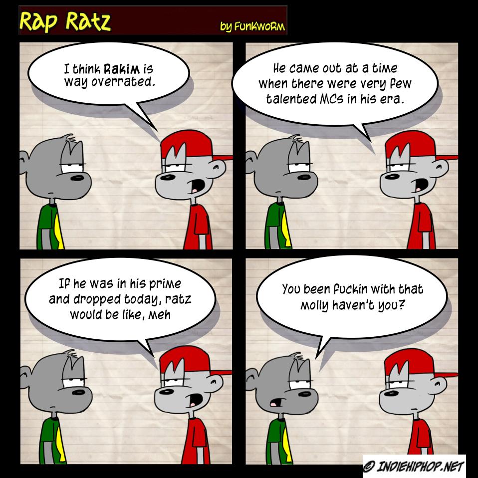 The God MC - #RapRatz @IndieHipHop