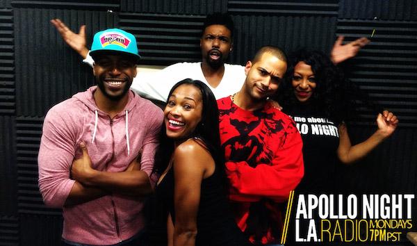 ApolloNightLA crew