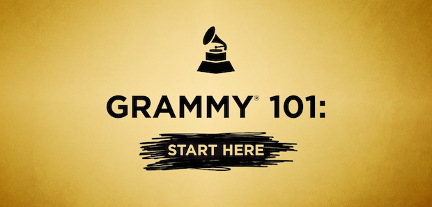 Grammy 101 Logo (used with permission)