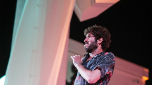 Lil Dicky Makes Drai's Las Vegas Debut at NIGHTSPLASH Photos: Courtesy of Tony Tran Photography