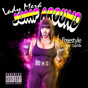 "Lady Merk ""Jump Around"" Freestyle / www.hiphopondeck.com"