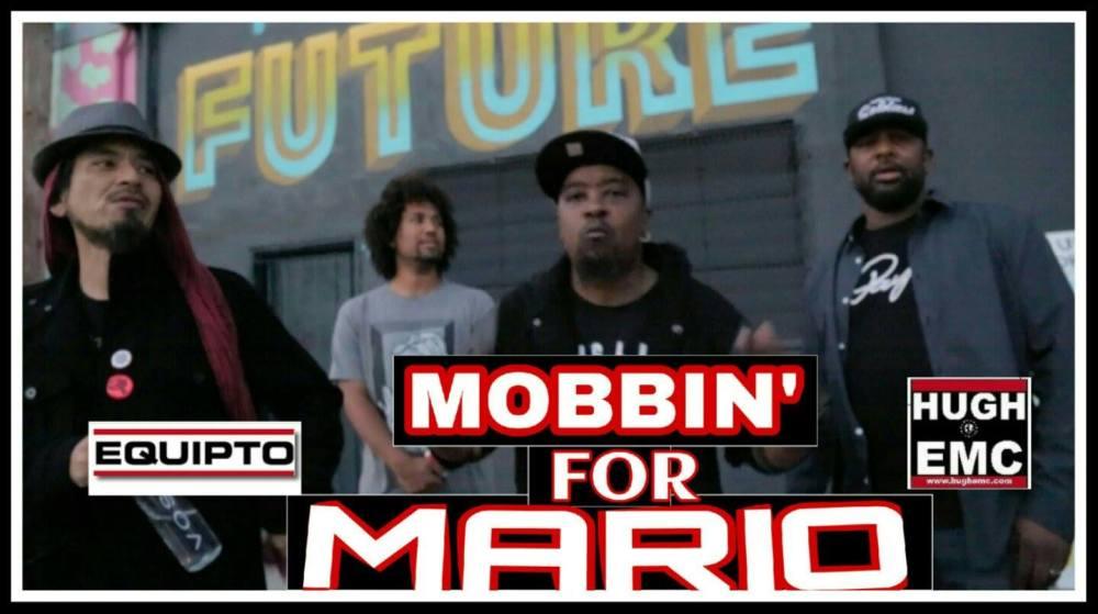 Mobbin For Mario Grx - HUGH-EMC